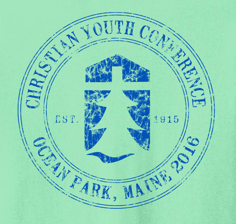 Christian Youth Conference T-shirt by Studio B